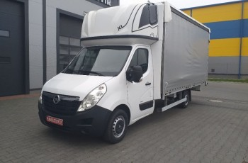 Opel 170km 10EP MOVANO MASTER