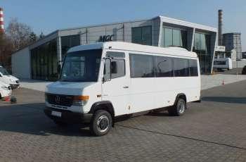 Mercedes VARIO 613 Autobus 19+1 KlimaWeb