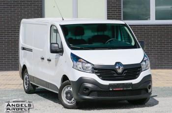 Renault Trafic L2H1 CHŁODNIA Atest PZH NOWA ZABUDOWA