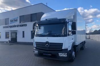 Mercedes 1524