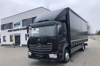 Mercedes Atego 1221, EURO 6