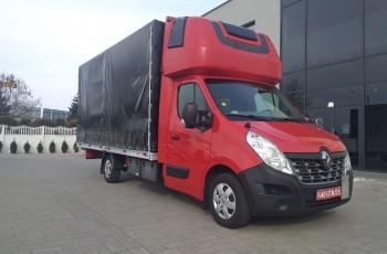Renault Master 23 170km