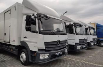 Mercedes ATEGO 1221
