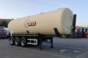 KASSBOHRER SSK 45m Kiprowana przewóz materiałów sypkich
