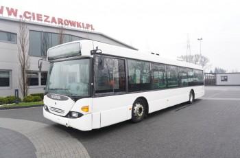 Scania CN94 UB , Omnibus , autobus miejski , niskopodłogowy , 29 miejsc , max 74 pasażerów , retarder , 2 sztuki , autobus miejski , coach 4x2