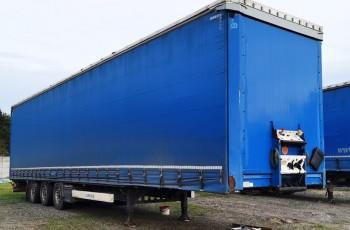 Krone Mega low deck os podnoszona z Niemiec 2012 dach podnoszony,  do wyboru różne kolory