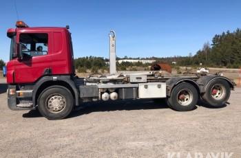 Scania P 420
