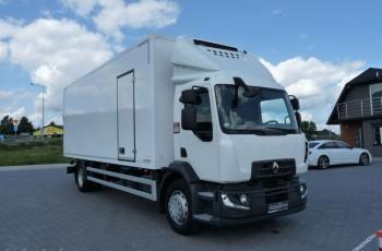 Renault D 16.260 / CHŁODNIA + WINDA /