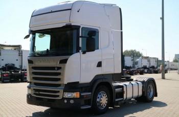 Scania R410LA4x2MNA bez EGR