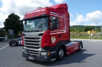 Scania R 450 / EURO 6 / RETARDER /