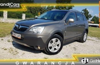 Opel Antara 2.4 Benzynka 140KM # 4x4 # Climatronic # Parktronic # Super Stan