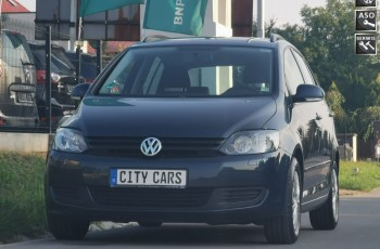 Volkswagen Golf Plus 1.4 B 80 KM Jedyne 92 tys. km Klimatyzacja z Niemiec