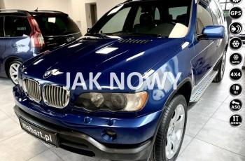 BMW X5 4.4i 286KM SPORT PAKIET Antracyt ALU Xenon Navi GPS TITAN 2 Z Niemiec
