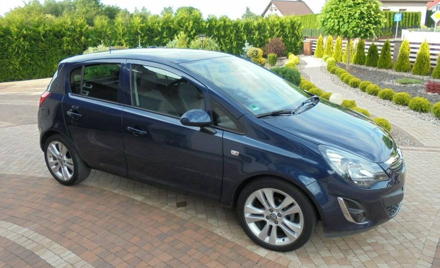 Opel Corsa Auto , niski przebieg, gwarancja pisemna przebiegu , serwis zdjęcie 2