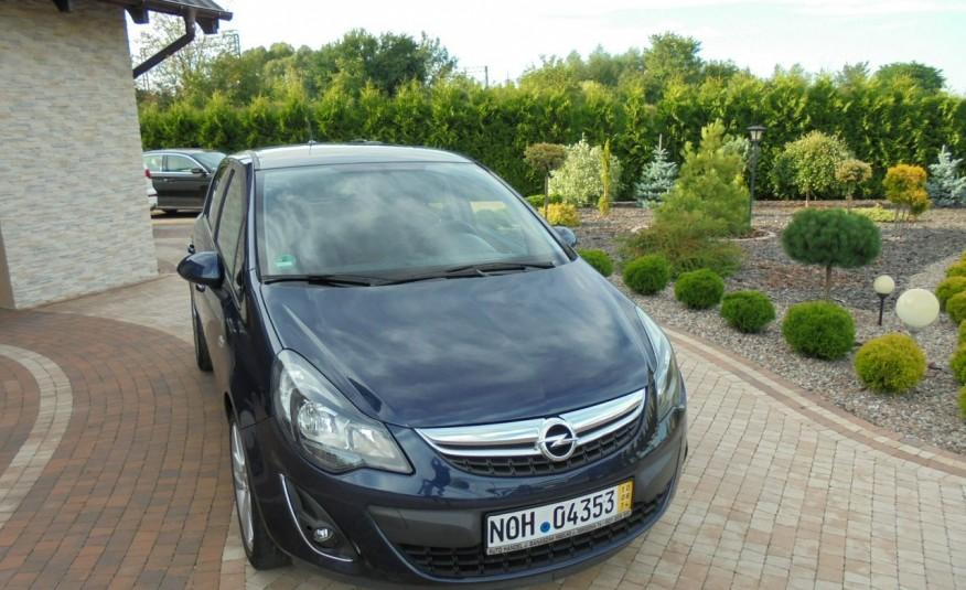 Opel Corsa Auto , niski przebieg, gwarancja pisemna przebiegu , serwis zdjęcie 3