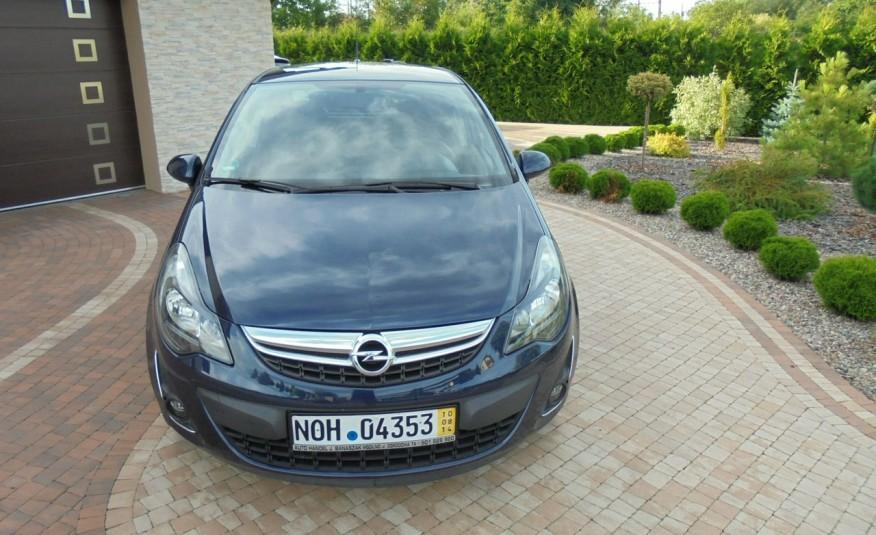 Opel Corsa Auto , niski przebieg, gwarancja pisemna przebiegu , serwis zdjęcie 4
