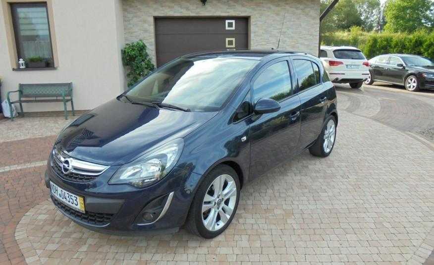 Opel Corsa Auto , niski przebieg, gwarancja pisemna przebiegu , serwis zdjęcie 7