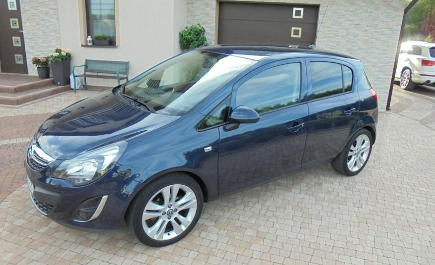 Opel Corsa Auto , niski przebieg, gwarancja pisemna przebiegu , serwis zdjęcie 8