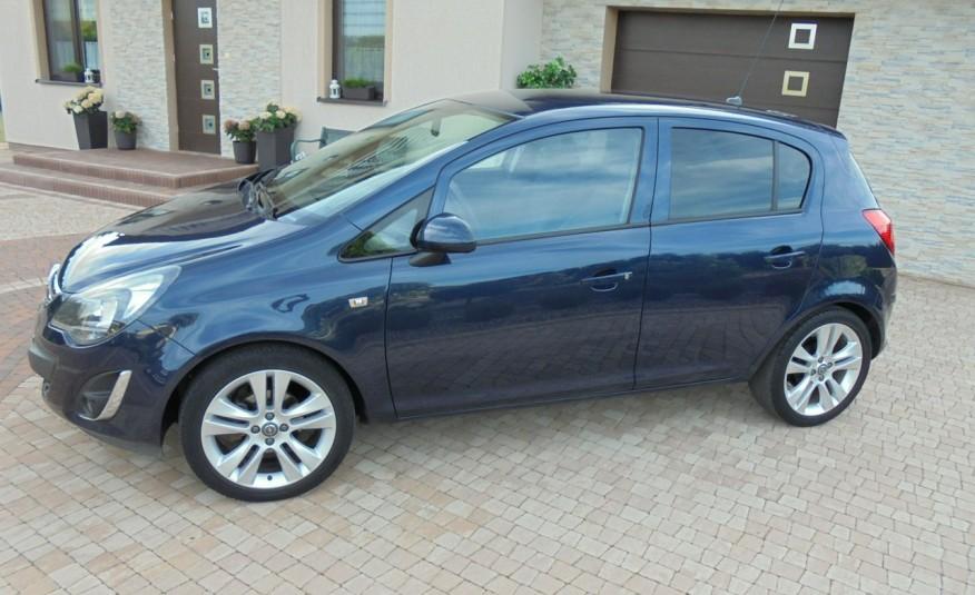Opel Corsa Auto , niski przebieg, gwarancja pisemna przebiegu , serwis zdjęcie 9
