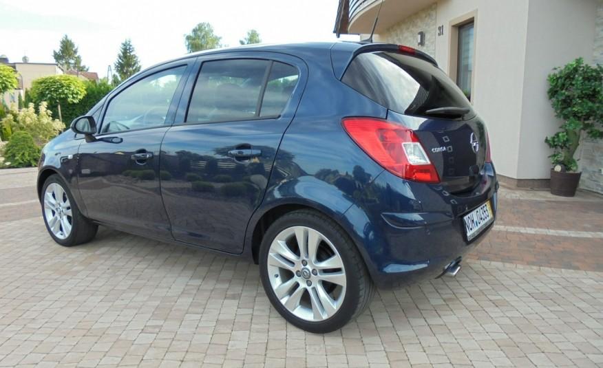 Opel Corsa Auto , niski przebieg, gwarancja pisemna przebiegu , serwis zdjęcie 10