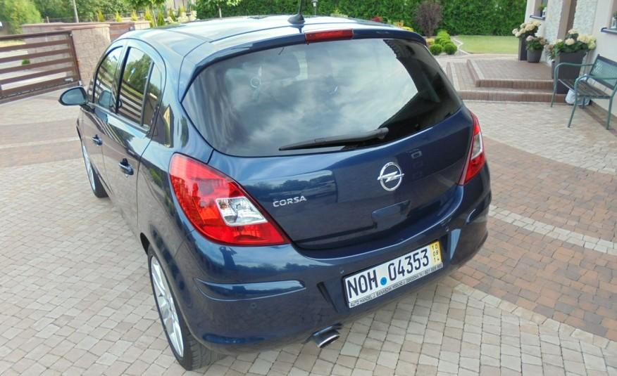 Opel Corsa Auto , niski przebieg, gwarancja pisemna przebiegu , serwis zdjęcie 11