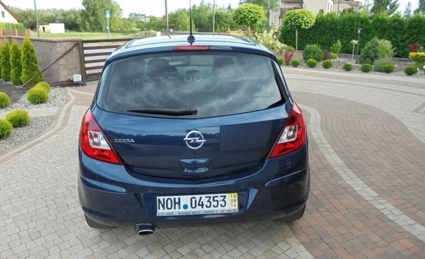 Opel Corsa Auto , niski przebieg, gwarancja pisemna przebiegu , serwis zdjęcie 12