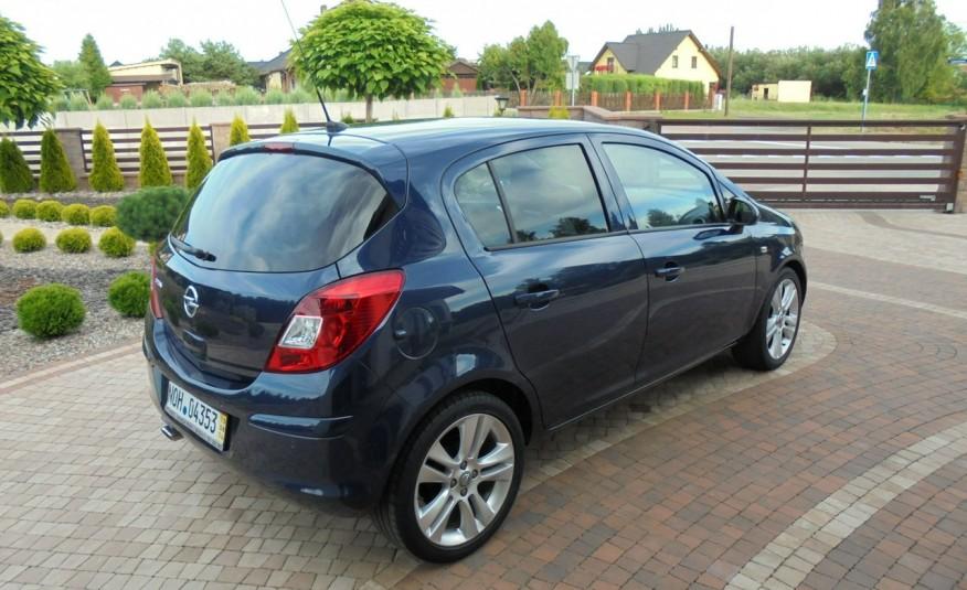 Opel Corsa Auto , niski przebieg, gwarancja pisemna przebiegu , serwis zdjęcie 16