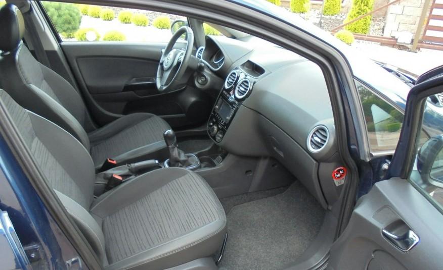 Opel Corsa Auto , niski przebieg, gwarancja pisemna przebiegu , serwis zdjęcie 18