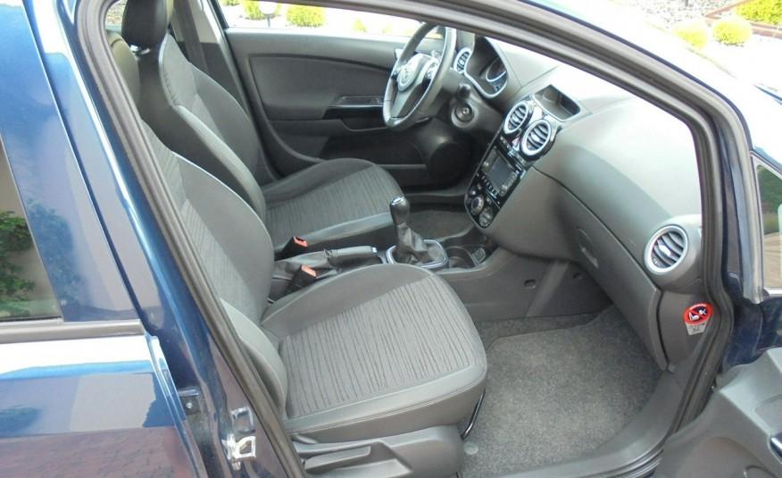 Opel Corsa Auto , niski przebieg, gwarancja pisemna przebiegu , serwis zdjęcie 19