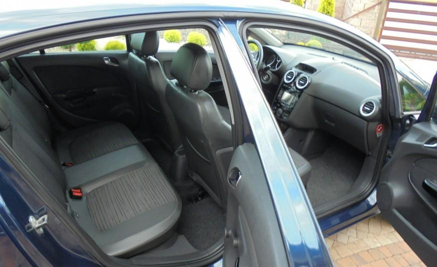 Opel Corsa Auto , niski przebieg, gwarancja pisemna przebiegu , serwis zdjęcie 22