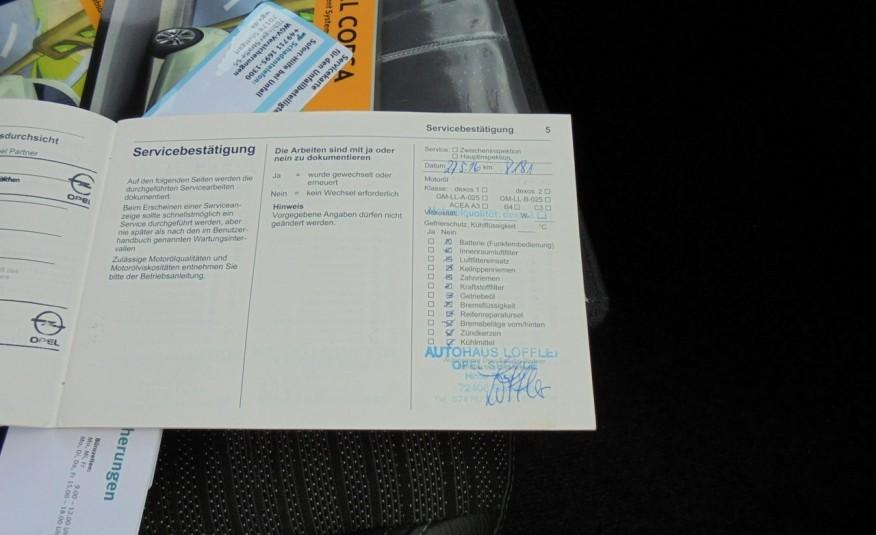 Opel Corsa Auto , niski przebieg, gwarancja pisemna przebiegu , serwis zdjęcie 32