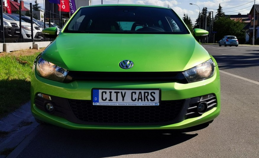 Volkswagen Scirocco 2.0 TDI 140 KM 180 tys. km Klima Tempomat z Luksemburga zdjęcie 2