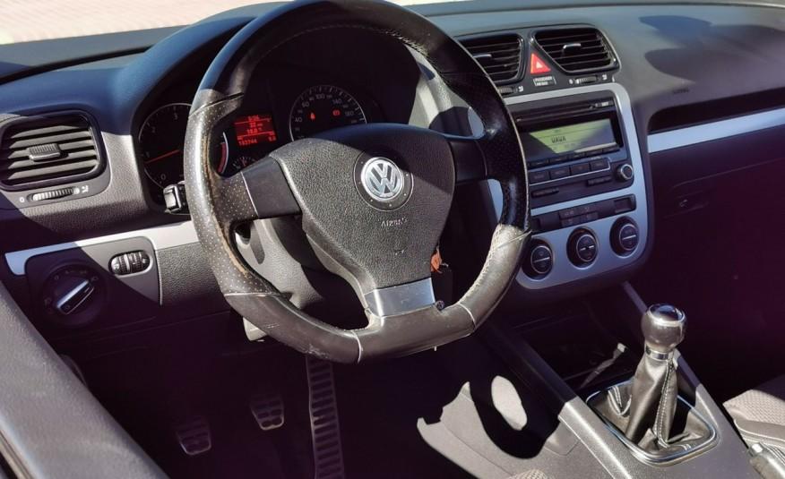 Volkswagen Scirocco 2.0 TDI 140 KM 180 tys. km Klima Tempomat z Luksemburga zdjęcie 8