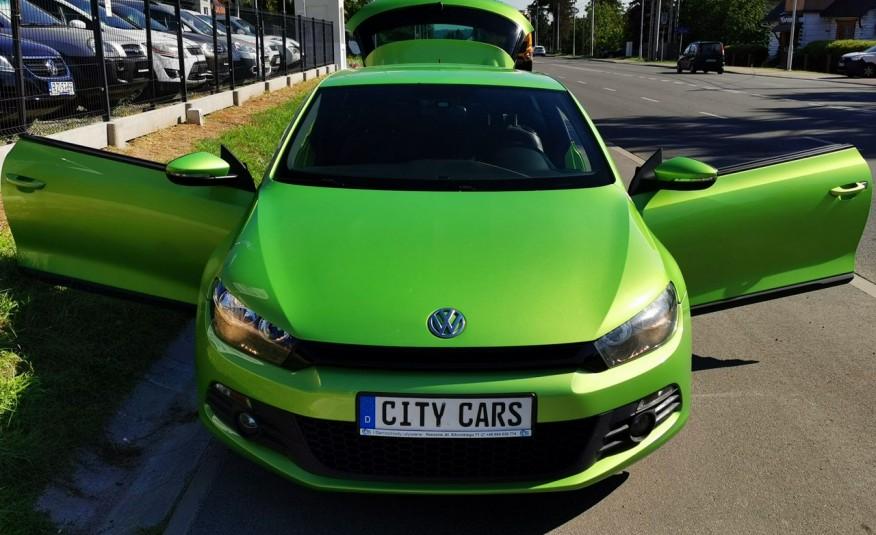 Volkswagen Scirocco 2.0 TDI 140 KM 180 tys. km Klima Tempomat z Luksemburga zdjęcie 11