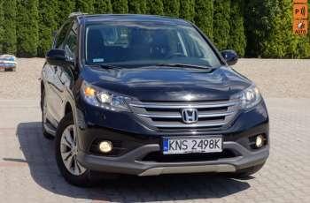 Honda CR-V Nawi Rury Xenony