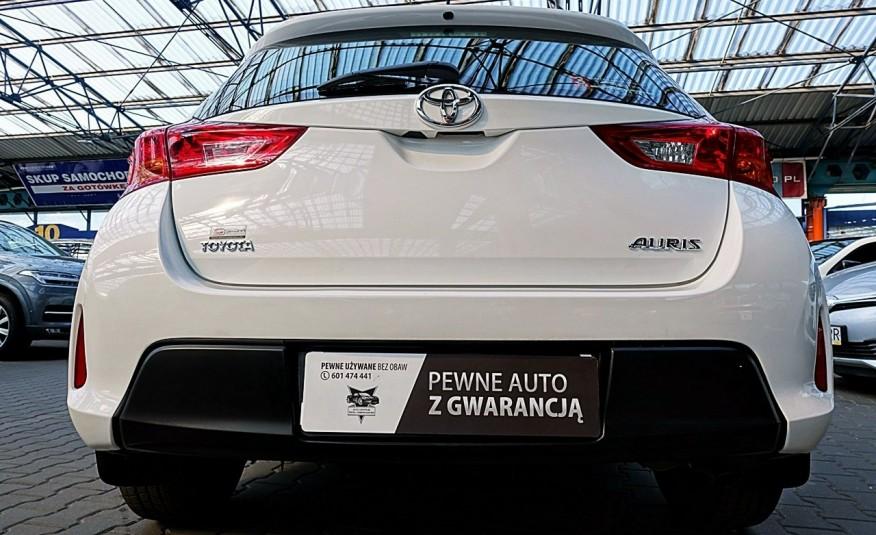 Toyota Auris 3 Lata GWARANCJA I-wł Kraj Bezwypadkowy ESP+Ledy FV Vat 23% 4x2 zdjęcie 1