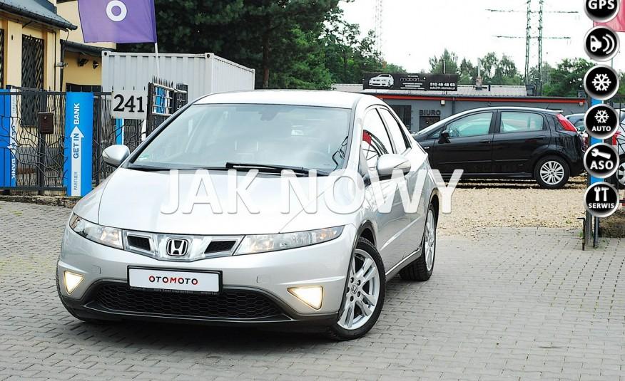 Honda Civic 1.8 V-TEC SPORT Lift 140KM Navi GPS Alu Felgi Klima Full Z Niemiec zdjęcie 1