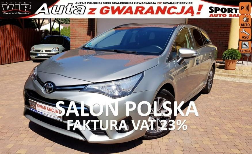 Toyota Avensis Automat Salon PL, I WŁ, Serwis ASO, F.VAT23%, Bezwypadkowy zdjęcie 1