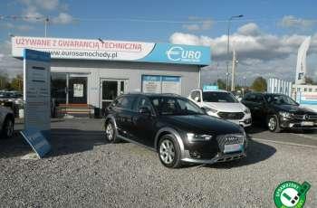 Audi A4 Allroad F-Vat, Gwar, Sal.PL.4x4,