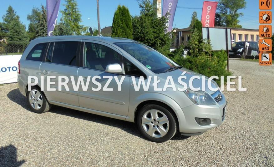 Opel Zafira Stan idealny , serwisowana , wyposażona , zadbana , bezwypadkowa zdjęcie 1