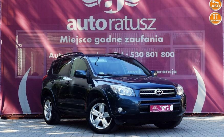 Toyota RAV-4 Salon Polska Bezwypadkowy Zadbany Wyposażony 4X4 zdjęcie 1