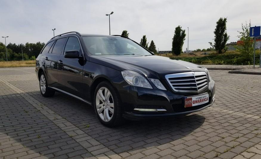 Mercedes E 200 2.2 cdi 136KM, automat, lift, skóry, el klapa, xenon, led.1 rok gwarancji zdjęcie 4