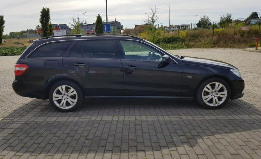Mercedes E 200 2.2 cdi 136KM, automat, lift, skóry, el klapa, xenon, led.1 rok gwarancji zdjęcie 5
