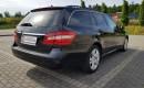 Mercedes E 200 2.2 cdi 136KM, automat, lift, skóry, el klapa, xenon, led.1 rok gwarancji zdjęcie 6