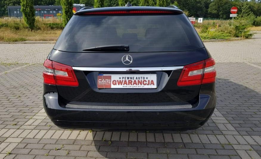 Mercedes E 200 2.2 cdi 136KM, automat, lift, skóry, el klapa, xenon, led.1 rok gwarancji zdjęcie 7