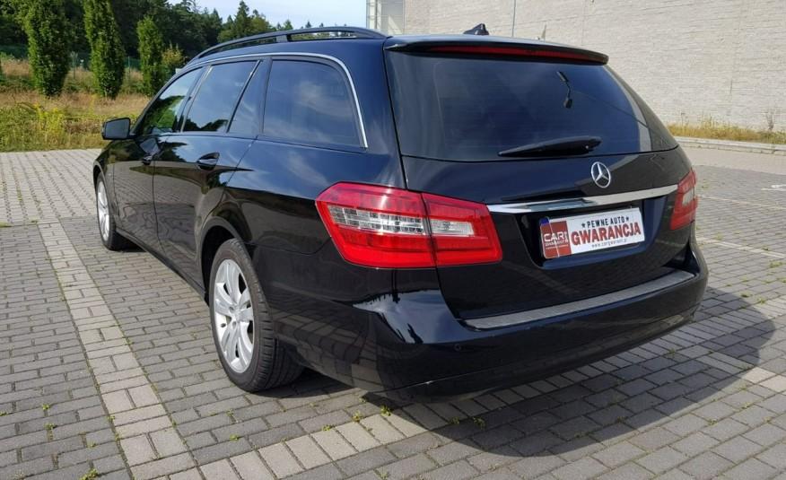 Mercedes E 200 2.2 cdi 136KM, automat, lift, skóry, el klapa, xenon, led.1 rok gwarancji zdjęcie 8