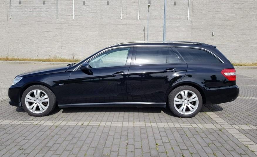 Mercedes E 200 2.2 cdi 136KM, automat, lift, skóry, el klapa, xenon, led.1 rok gwarancji zdjęcie 9