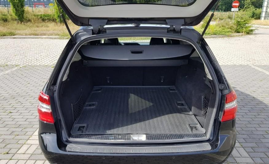 Mercedes E 200 2.2 cdi 136KM, automat, lift, skóry, el klapa, xenon, led.1 rok gwarancji zdjęcie 11