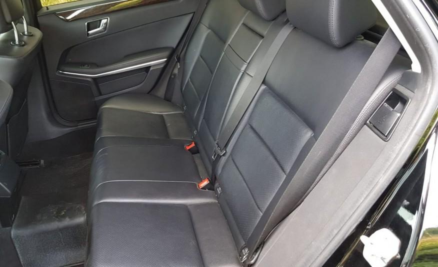 Mercedes E 200 2.2 cdi 136KM, automat, lift, skóry, el klapa, xenon, led.1 rok gwarancji zdjęcie 16