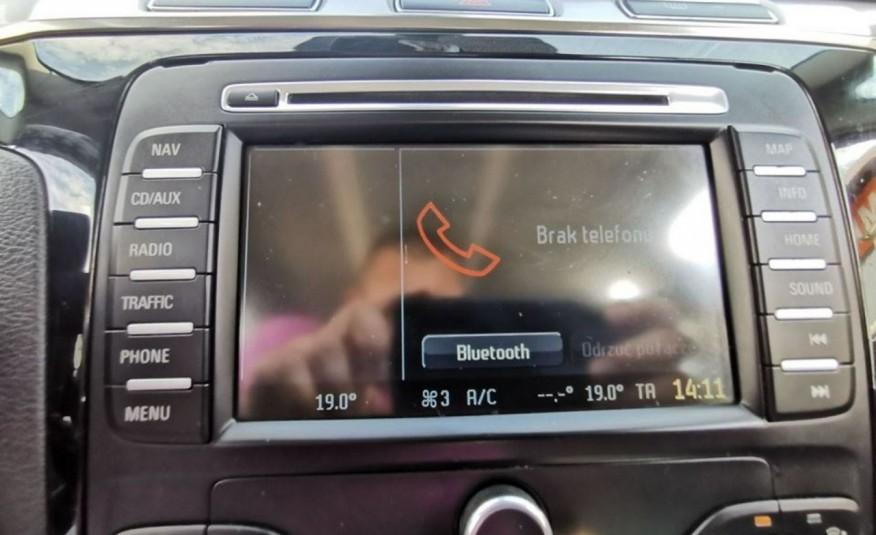 FORD Galaxy 2.0 TDCI 140 KM, Skóra, Klima, Nawigacja, Bluetooth, Komputer, Isofix zdjęcie 18